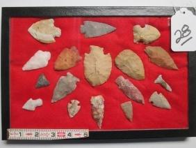 Frame arrowheads