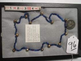 Eskimo necklace