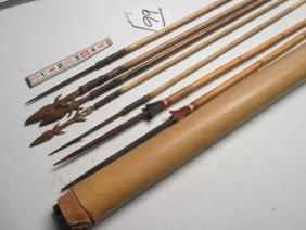 Quiver & arrows