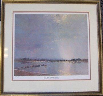 8: BENNETT, Rubery (1893-1987)
