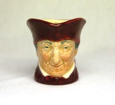 10: Royal Doulton 'The Cardinal' Miniature Character Ju