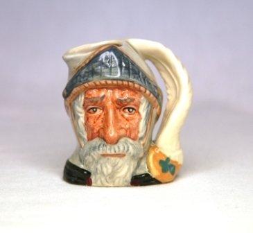 11: Royal Doulton 'Don Quixote' Miniature Character Jug