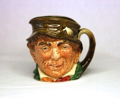 13: Royal Doulton 'Paddy' Small Character Jug. D5768 H