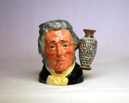 18: Royal Doulton 'Sir Henry Doulton' Small Character J