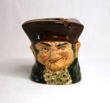 21: Royal Doulton 'Old Charley' Character Ash Bowl. D59