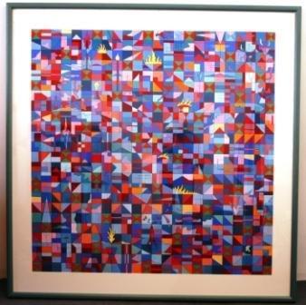 1007: SLATTERY, David (b.1955) Boxes, 1993.