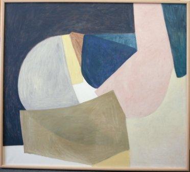 1018: TUPICOFF, June (b.1949) Untitled, 1990.