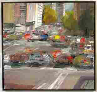 "BOKOR, John ""The Intersection,"" 2000."