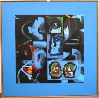 "1020A: SALMON, Evan ""Assemblage 34,"" 1999."