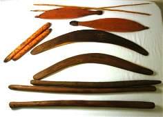 1237A Various Australian Aboriginal Items 2 Arnhem La
