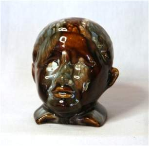 468: REGAL MASHMAN c.1930's Money Box. In the form of a