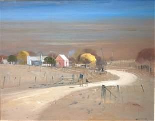 PARKER, Colin (b.1941) The Dusty Road, Moonan Fl