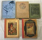 1250: 5 Childrens Books: 'King Arthur and the Knights o