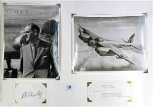 Ronald BISHOP - Aircraft Designer. Designer of Fla