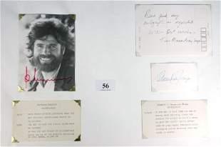Reinhold MESSNER & T. MACARTNEY-SNAPE - Everest Cli