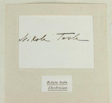 Nikola TESLA - Pioneering Electrical Engineer. Bla