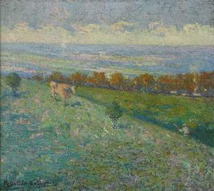 DATTILO RUBBO, Anthony (1870-1955) 'Kurrajong Heigh