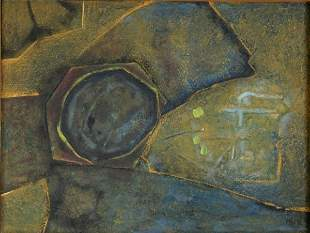 MARMOL, Ignacio Jose (1934-1994) 'Evocation to Goya
