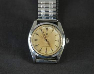 363:  Rolex Oyster Perpetual Stainless Steel Wrist Watc