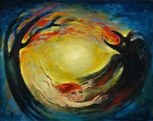 3: BOYD, David (b.1924) 'Europa and the Eternal Return
