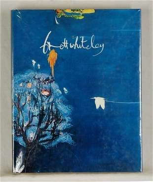 Book: 'Brett Whiteley' by Sandra McGrath. Publish