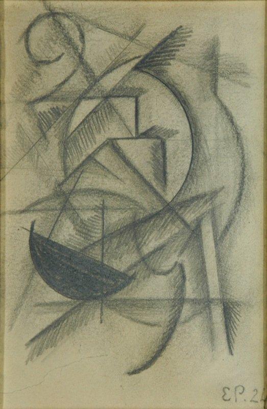 1016: Initialled E R (?Efim Moissejewitsch ROJAK 1906-8