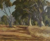 1122: RYDGE, Albert (1903-1971) 'Goulburn.' Unsigned