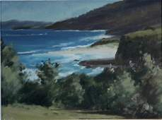 1139: RYDGE, Albert (1903-1971) 'South Coast from Pret