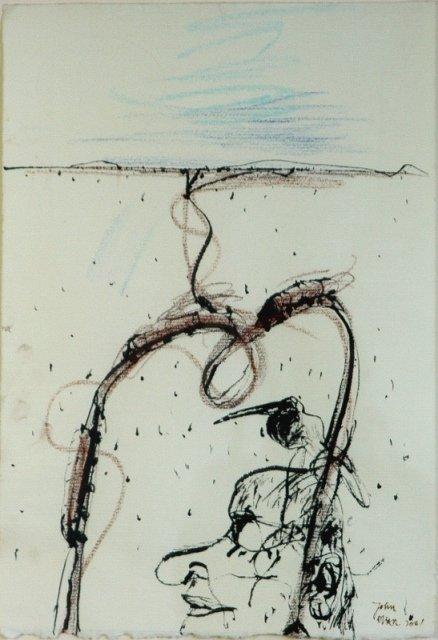23: OLSEN, John (b.1928)