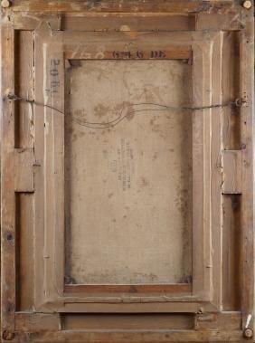 John White Great Britain, 1851 - 1933 75x42 cm.