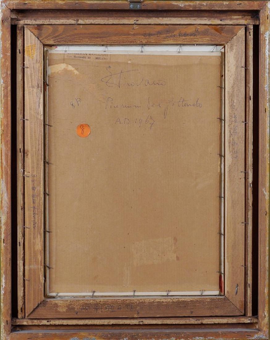 Ernesto Pirovano Milan 1902 - 1972 35x25 cm. - 2