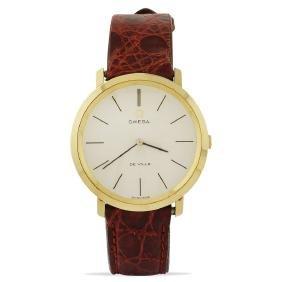 Omega De Ville, wristwatch