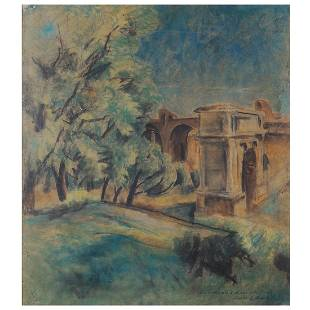 Cirillo Bertazzoli Pontevico 1902-Cremona 1979 83x73