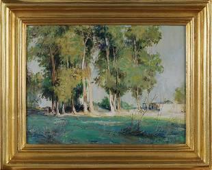 Unknown artist 20th century 30,5x40,5 cm.