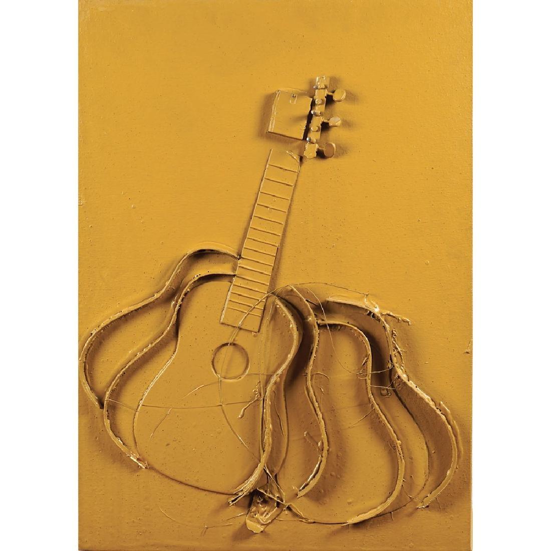 Fernandez Arman Nizza 1928 - New York 2005 71x50x4,5