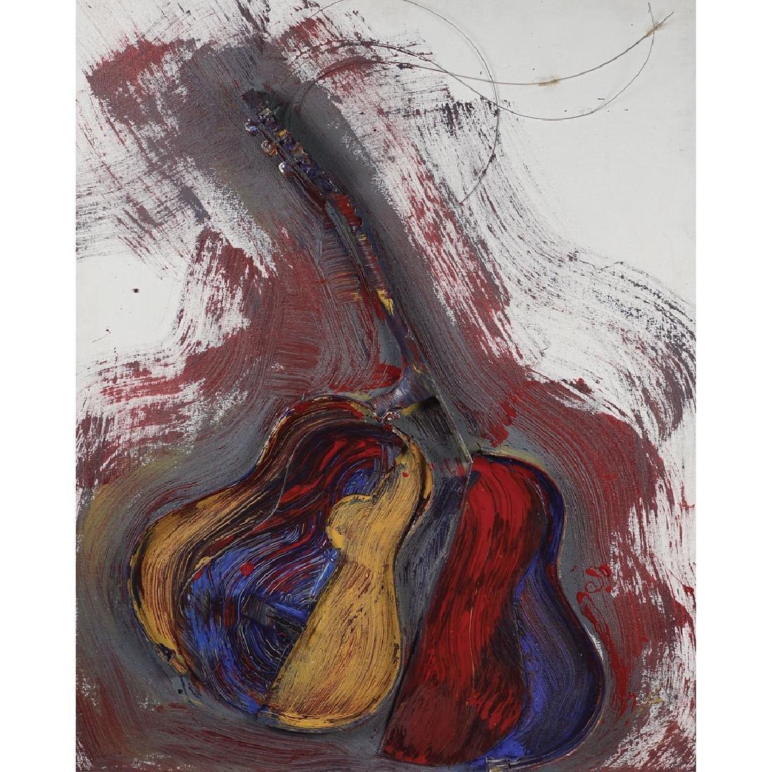 Fernandez Arman Nizza 1928 - New York 2005
