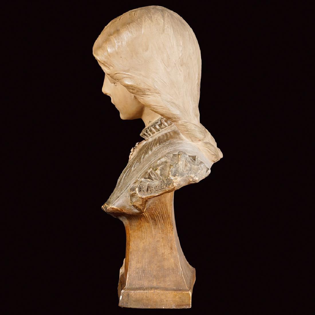 Richard Aurili Italia 1834 - 1914 h. 49 cm. - 2