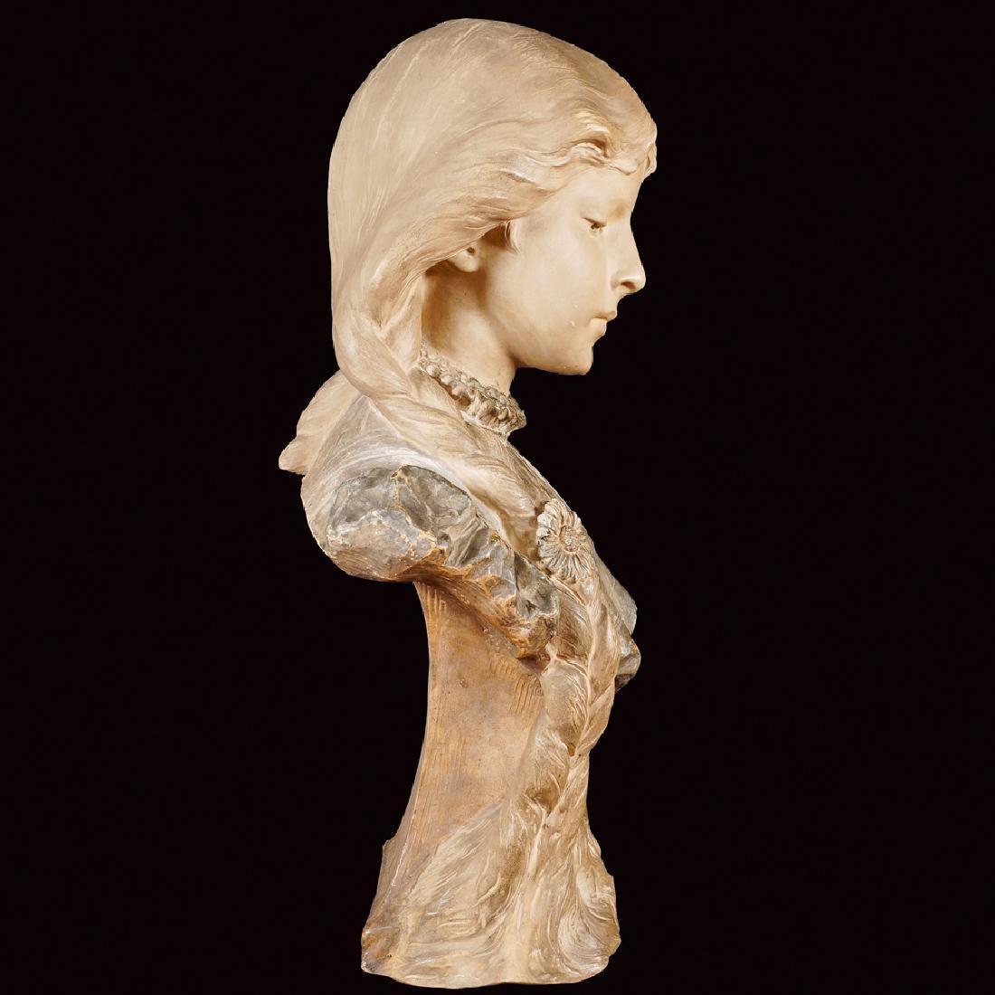Richard Aurili Italia 1834 - 1914 h. 49 cm. - 3