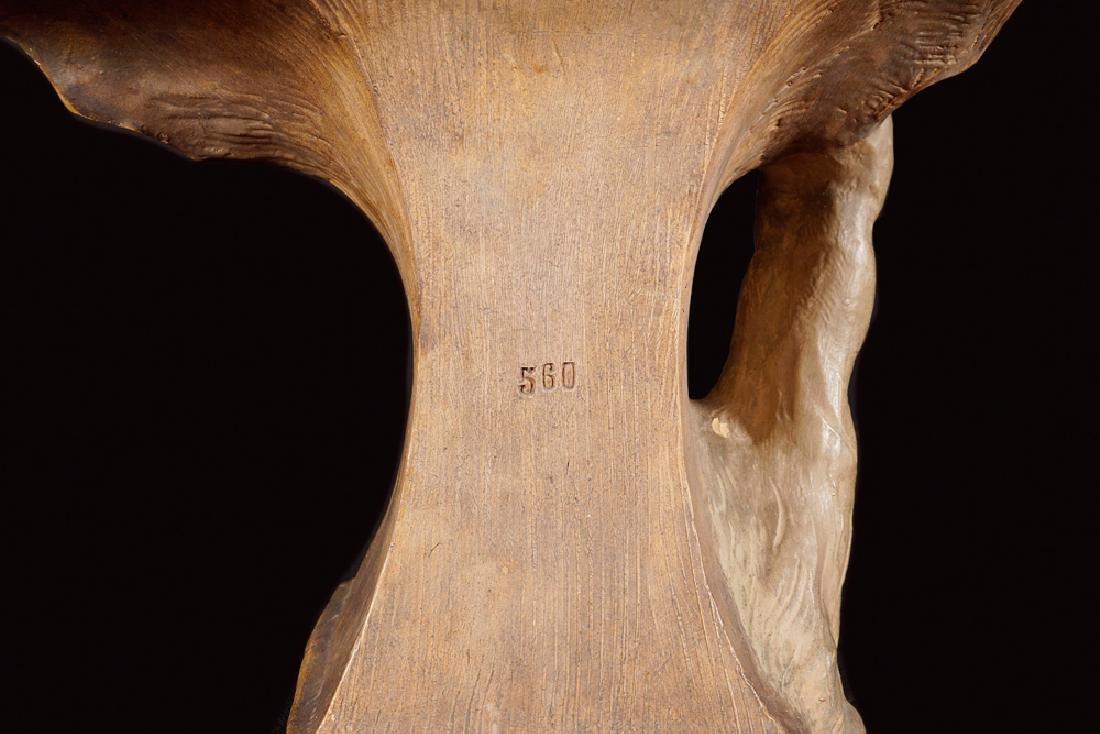 Richard Aurili Italia 1834 - 1914 h. 49 cm. - 5