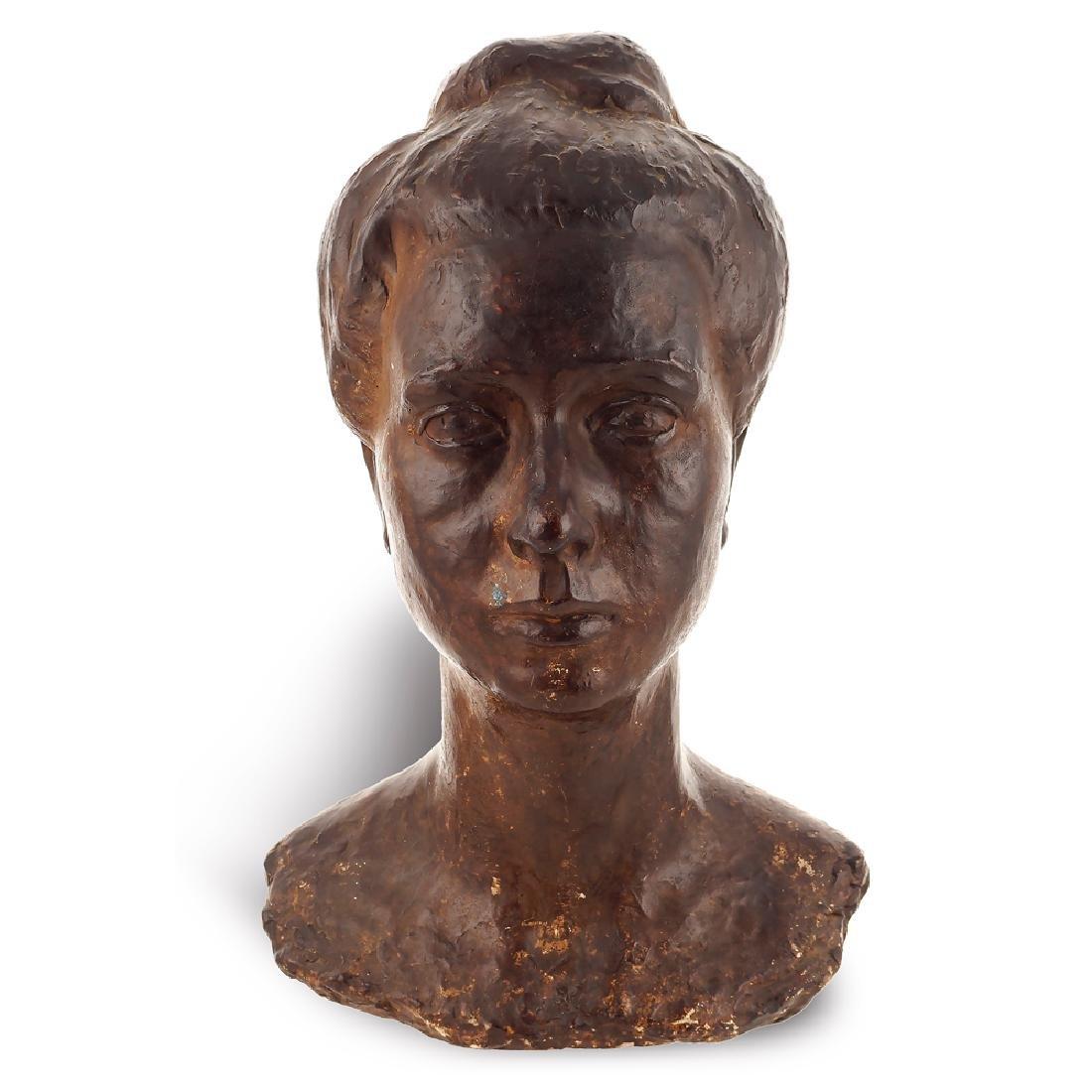 G. De Luigi Italy 20th century h. 40 cm.