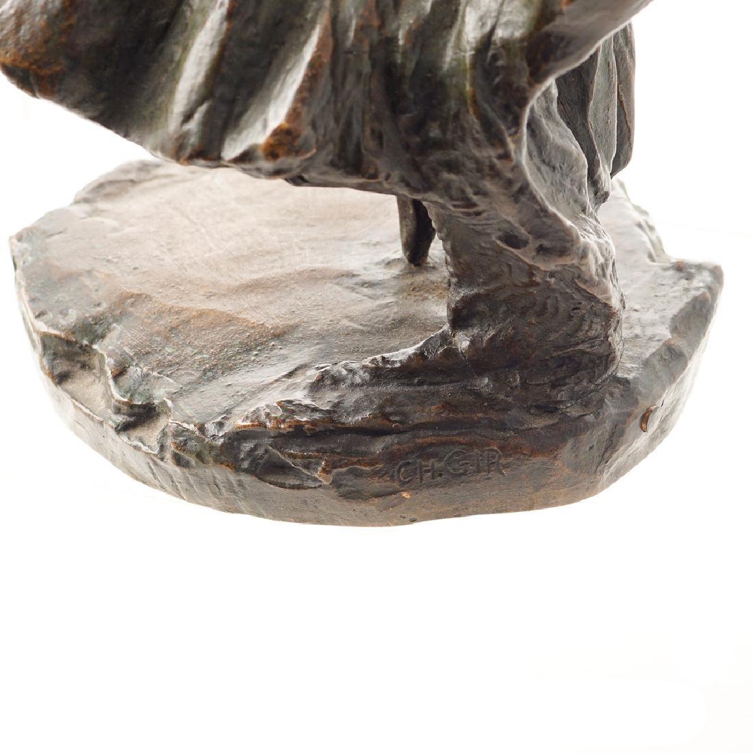 Alexis Rudier Tours 1883-1941 h. 28 cm. - 3