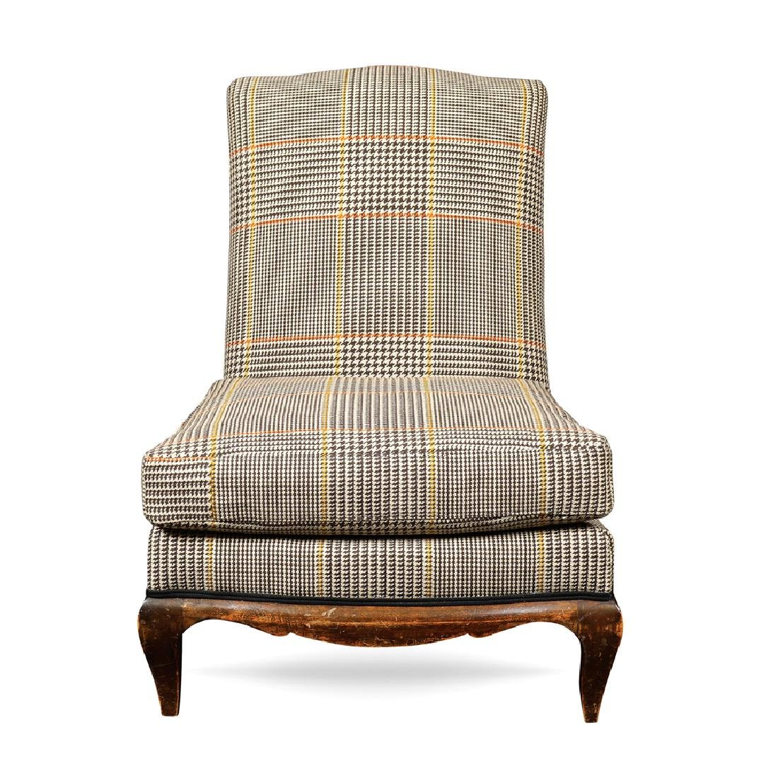 A low armchair Italy early 20th century 76x56x46 cm.