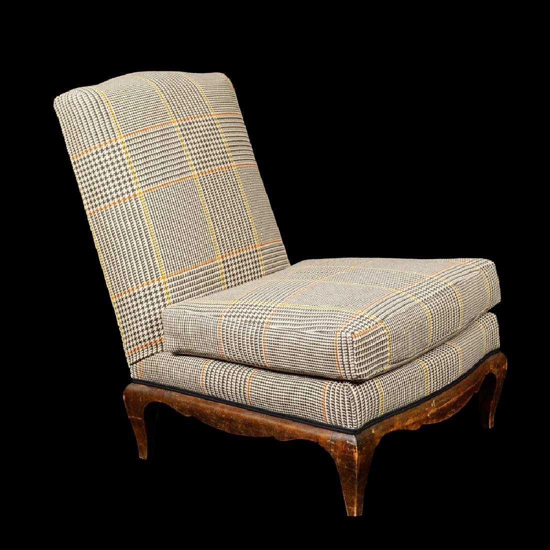 A low armchair Italy early 20th century 76x56x46 cm. - 2