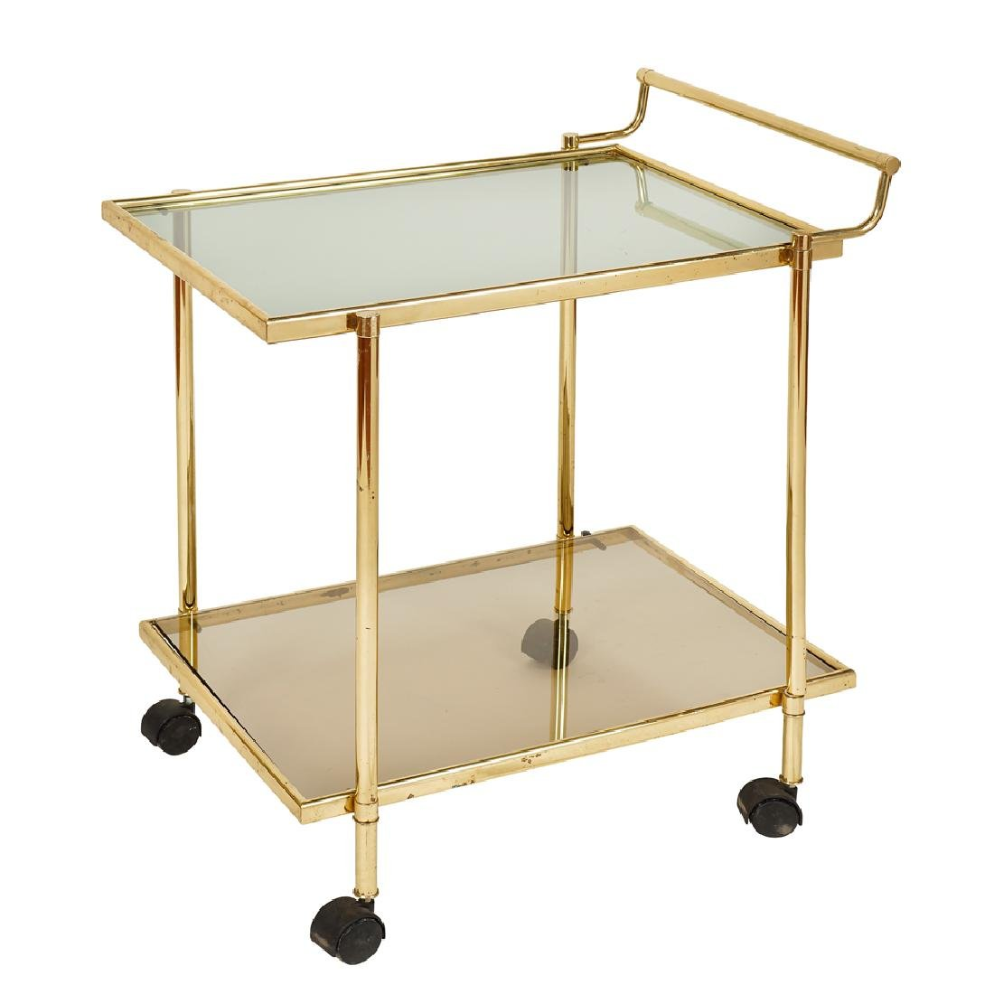 Tea cart Italy 20th century 76x67x42 cm.