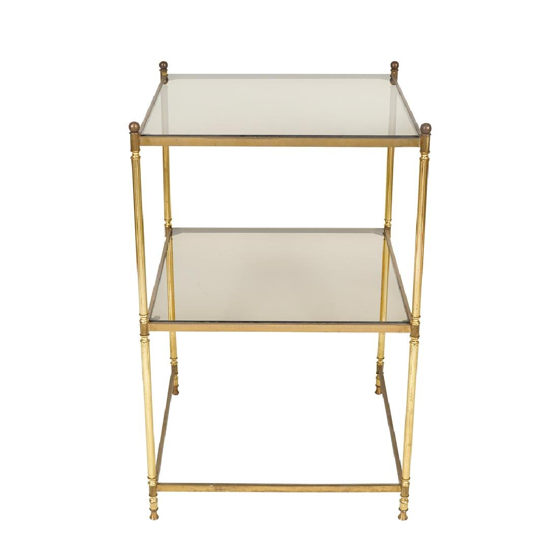 Etagere furniture France 20th century 82x52x52 cm.