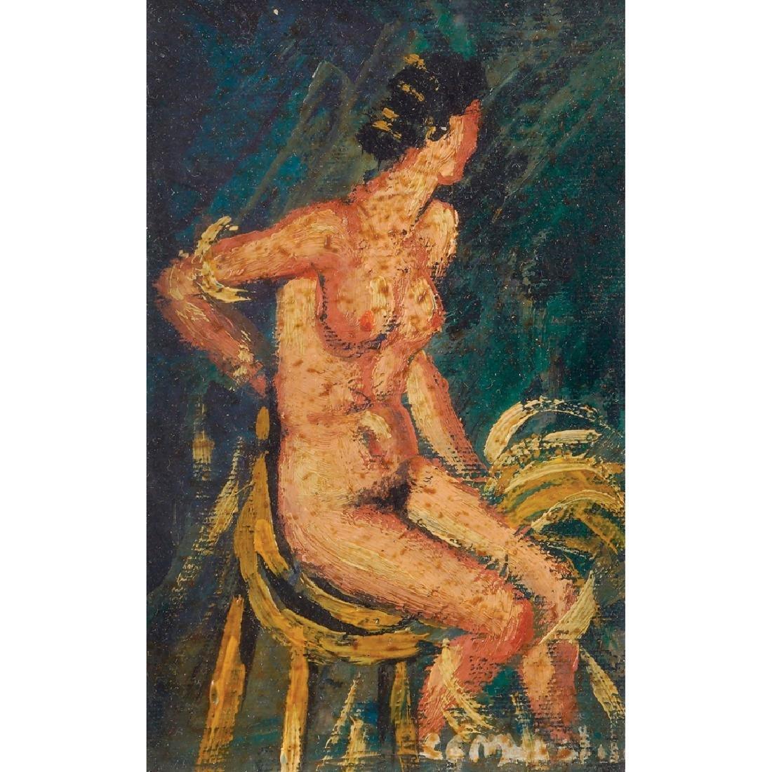 Bruno Roscioli 1925 - 2009 15x10 cm.