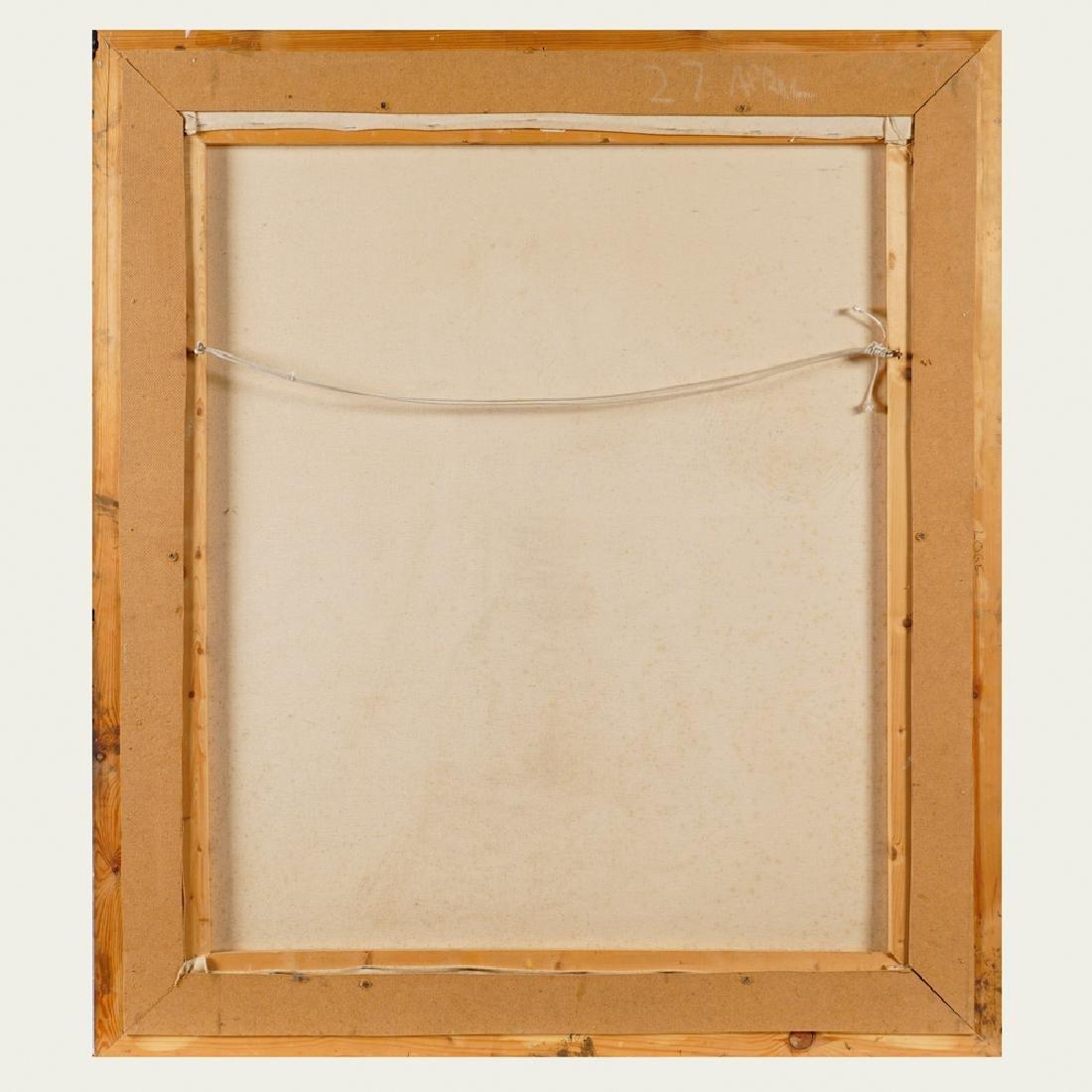 English painter early 20th century 100x85 cm. - 2