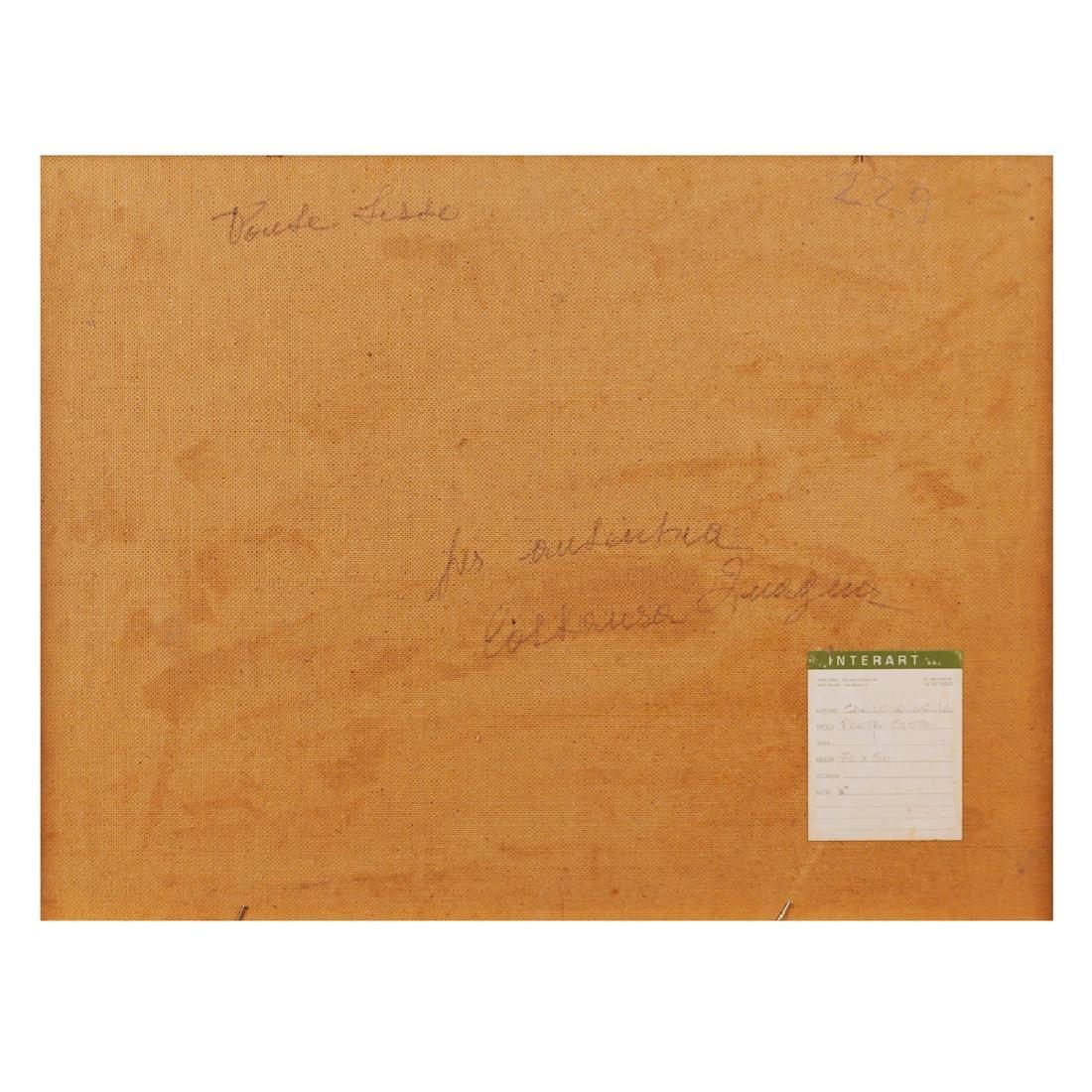 Carlo Quaglia Terni 1903 - Roma 1970 70x50 cm. - 2