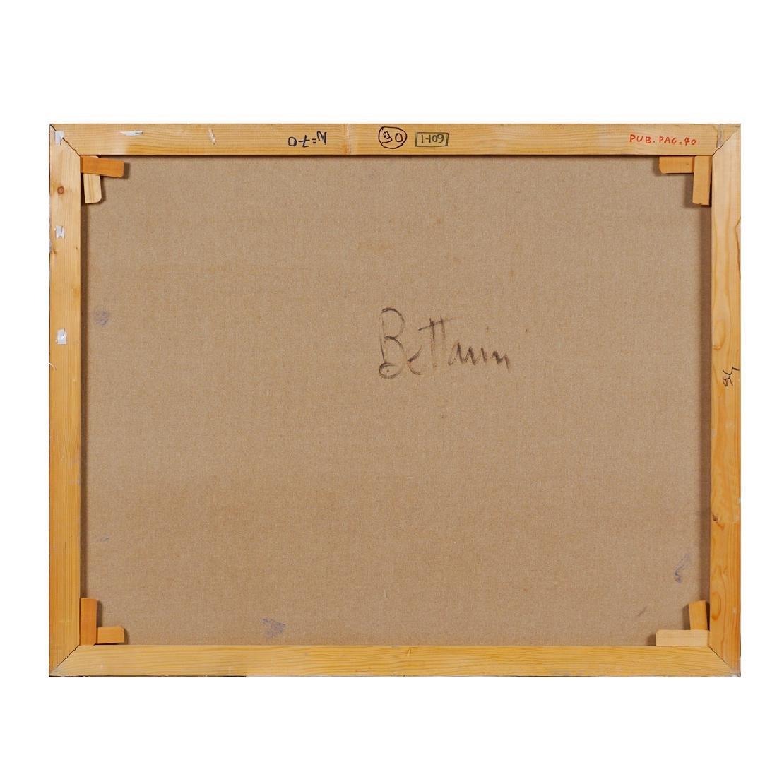 Lido Bettarini Firenze 1927 80x100 cm. - 2