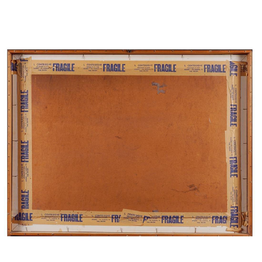 Umberto Ziveri Milano 1891 - 1971 50x70 cm. - 2
